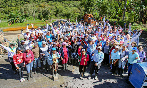Ecuador Service Expedition