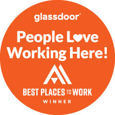 Glassdoor People Love Working Here icon