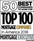 Mortgage Executive Magazine Accolades Icon