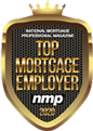 NMPM Top Mortgage Employer 2020 Logo
