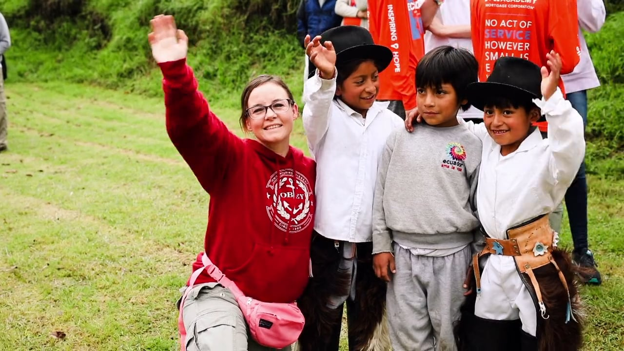 Service Expedition: Ecuador 2018