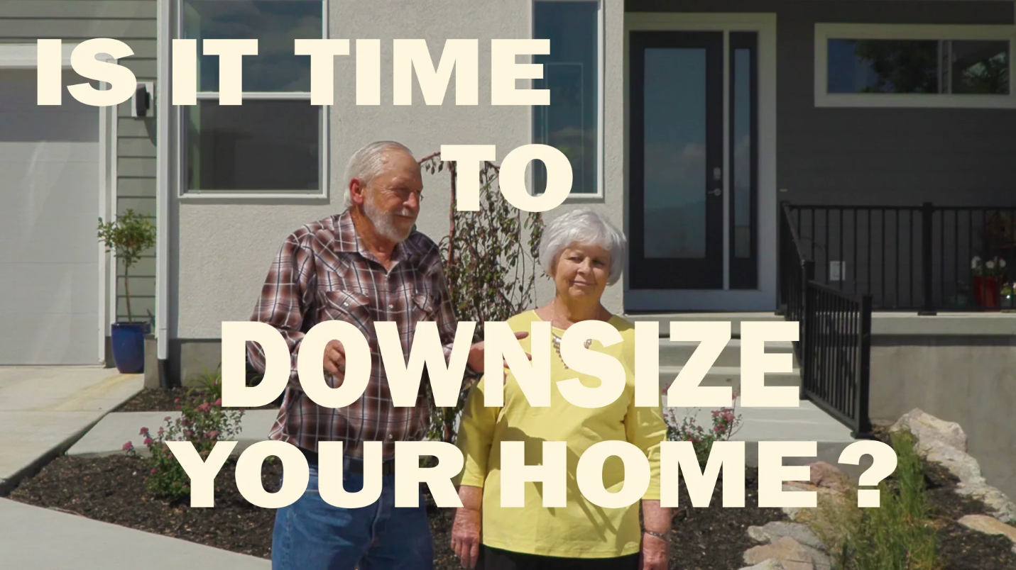 Can You Relate? Celebrate the Downsize