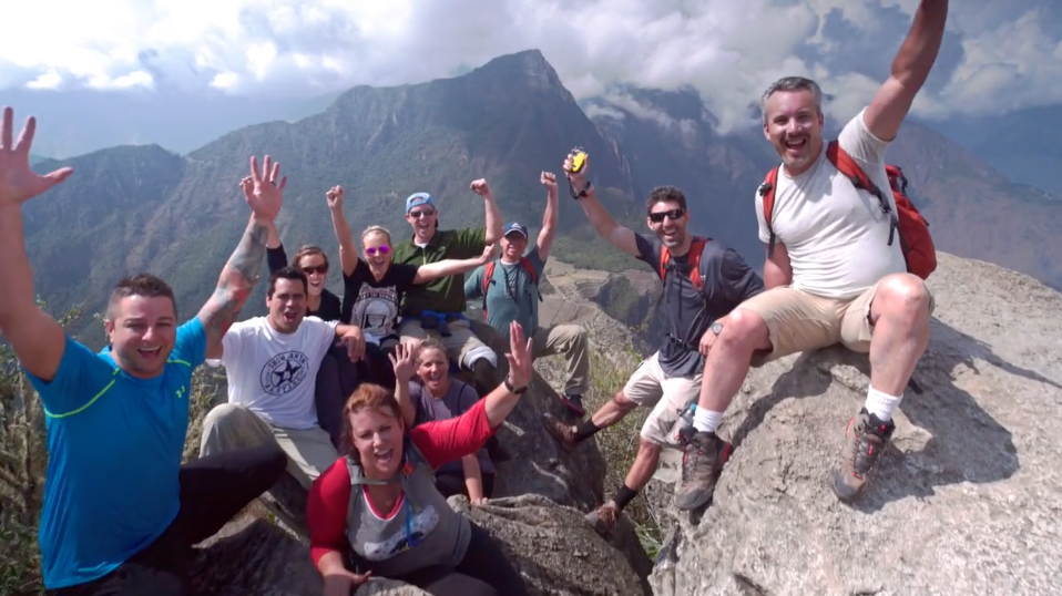 Service Expedition: Peru 2015