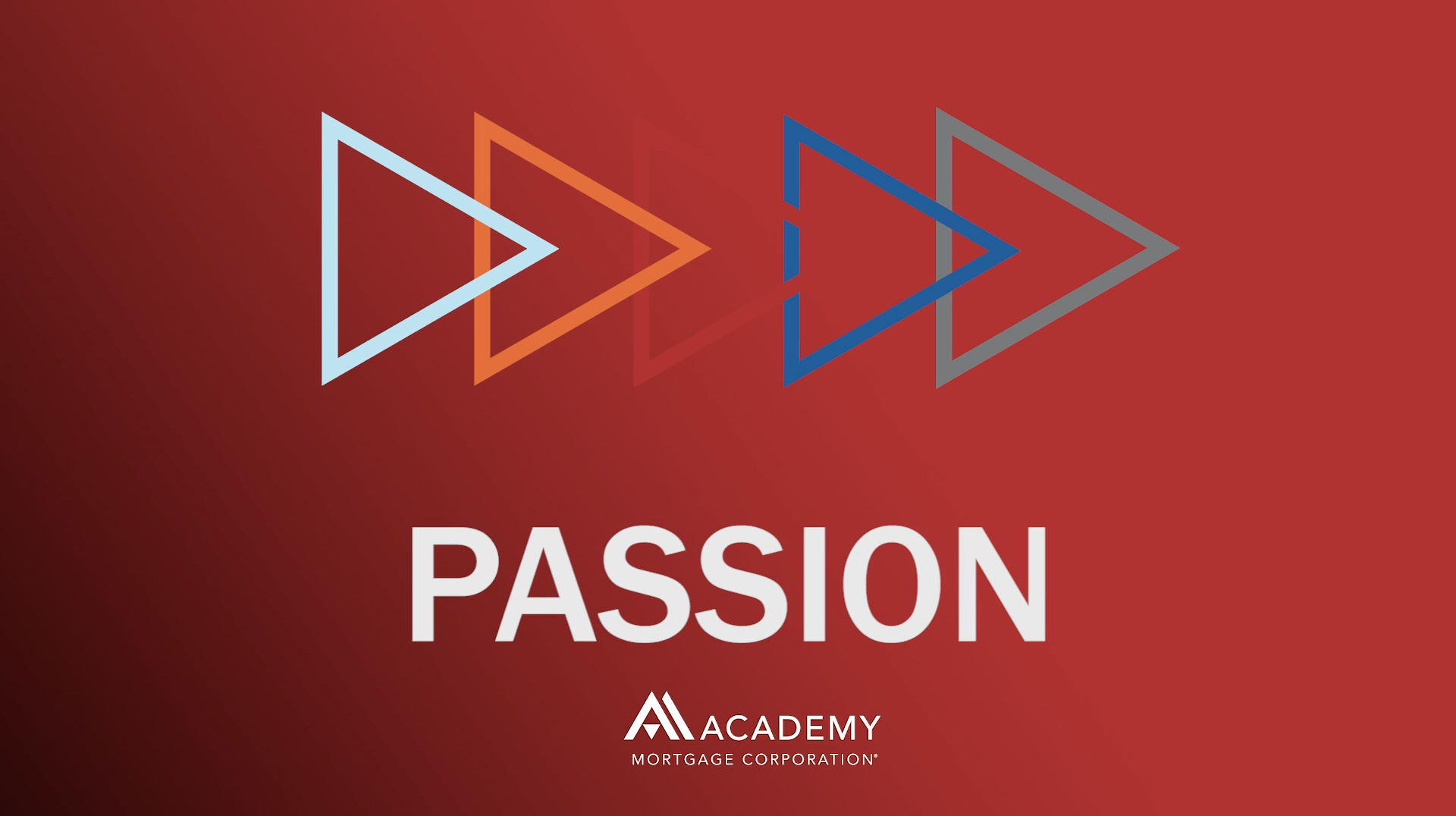 Academy's 5 Ps: Passion